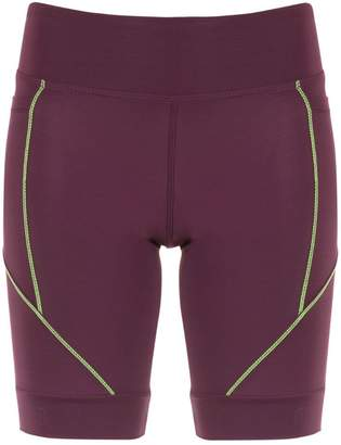 Track & Field Power Run panelled shorts