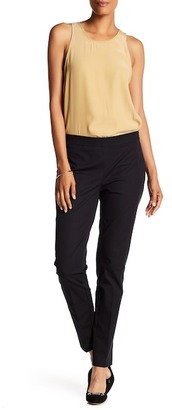 Eileen Fisher Slim Trouser $158 thestylecure.com