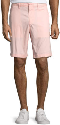 Original Penguin Straight-Fit Stretch-Cotton Shorts