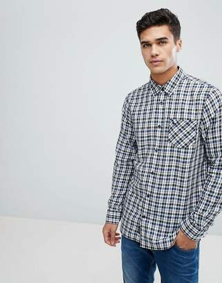 Jack Wills Salcombe Lightweight Flannel Check Shirt