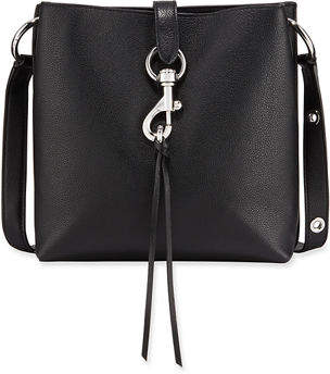 Rebecca Minkoff Megan Small Leather Feed Bag
