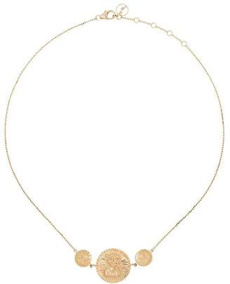 Anissa Kermiche 18k yellow gold Louisette necklace