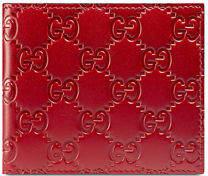 Gucci Signature Leather Bi-Fold Wallet