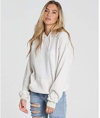 Billabong Women's Diamond Heritage Long Sleeve Hoodie