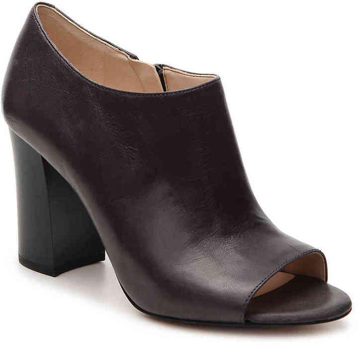 Nine West Women's Nine West Brayah Bootie -Dark Grey
