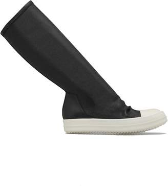 Rick Owens Leather Boot