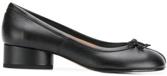 Maison Margiela low heel tabi pumps