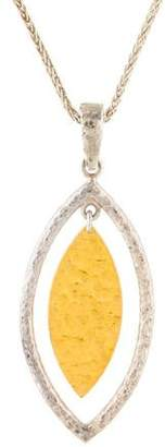 Gurhan Marquise Pendant Necklace
