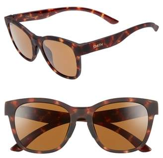 Smith Caper 53mm ChromaPop(TM) Square Sunglasses