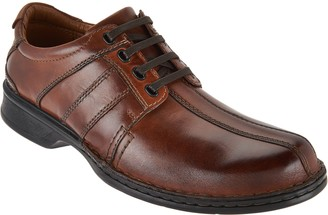 Clarks Men's Leather Lace-up Shoes - Touareg Vibe
