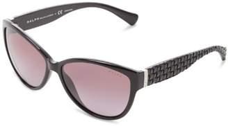Ralph Lauren womens 0RA5176 501/8H58 Cat-Eye Sunglasses