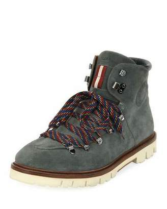 Bally Men's Chack Suede Hiking Boots