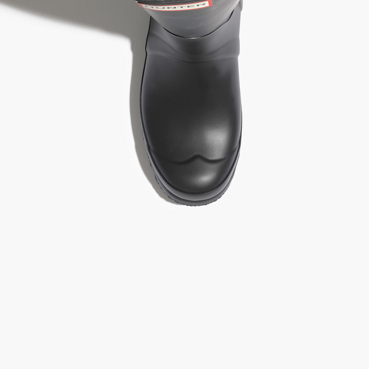 Madewell Hunter® Buckle-Back Tall Wellies