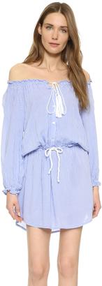 FAITHFULL THE BRAND Alacati Dress $121 thestylecure.com