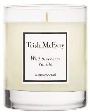 Trish McEvoy Wild Blueberry Vanilla Scented Candle/7.25 oz.