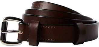 Scotch & Soda Slim Leather Belt