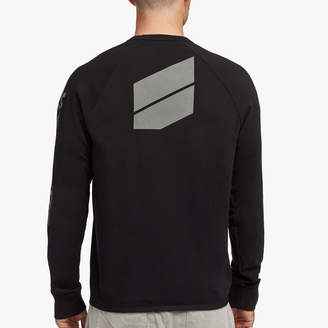 James Perse Y/OSEMITE JERSEY GRAPHIC PULLOVER