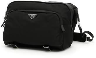 Prada Nylon Messenger Bag