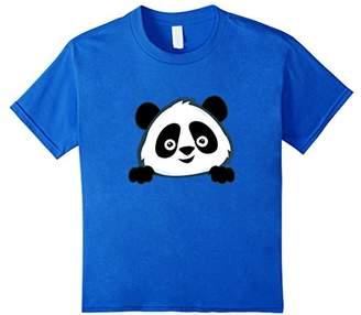 Cute Panda Face Love Panda T-Shirt