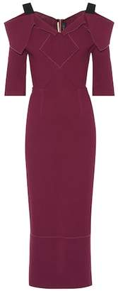 Roland Mouret Westwick wool dress