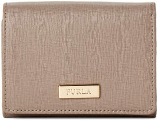 Furla Leather Trifold Wallet