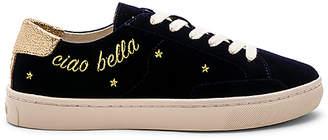 Soludos Ciao Bella Ibiza Velvet Sneaker