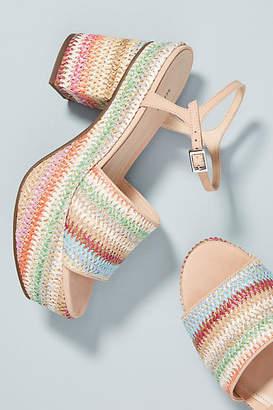 Schutz Ziquiel Platform Sandals