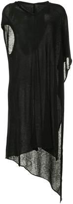 Uma Wang asymmetric oversized tunic
