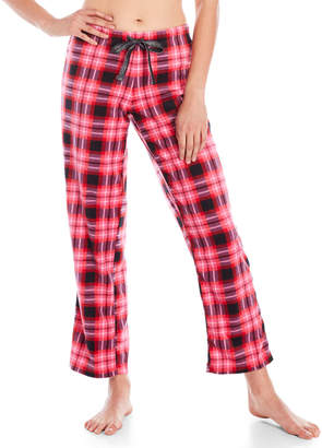 Rene Rofe Fleece Drawstring Pajama Pants