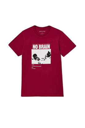 Fucking Awesome No Brain Tee