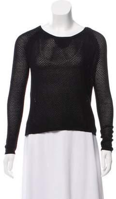 Rag & Bone Long Sleeve Pullover Sweater