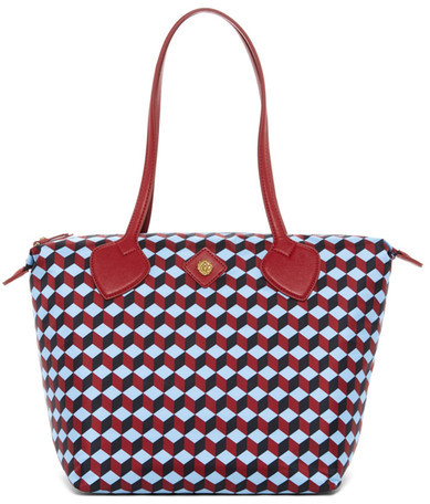 Anne Klein Martha Zip Tote Bag