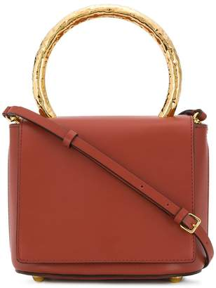 Marni bracelet handle tote bag