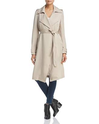 Bagatelle Drapey Trench Coat