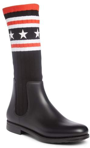 Givenchy Storm Chelsea Sock Boot