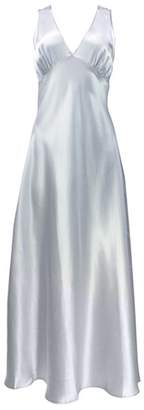 Ouihours Manito Silk Long Silk Sleep Gown