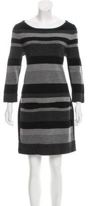 Rag & Bone Wool Stripe Sweater Dress