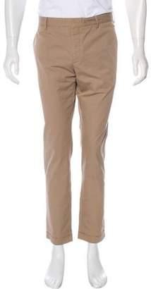 Prada Skinny Cuffed Pants