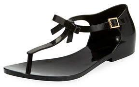 Melissa Shoes Honey Delicate Bow Sandal