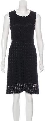 Diane von Furstenberg Knee-Length Knit Dress