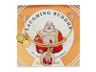 Alex and Ani Saints and Sages - Laughing Buddha Bangle Bracelet