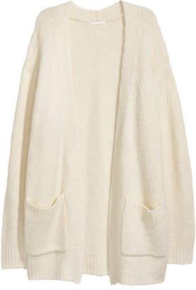 H&M Knit Cardigan - White