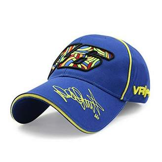 Valentino Kevin Abell Moto.Gp vr46 Rossi Classic Cotton Dad Hat