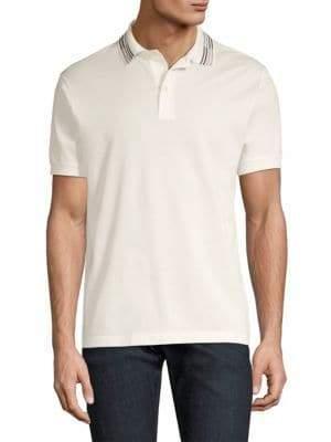 Paul Smith Knit Cotton Polo Shirt