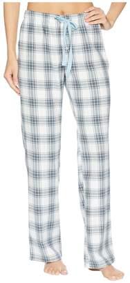 PJ Salvage Plaid Please Pants Women's Pajama