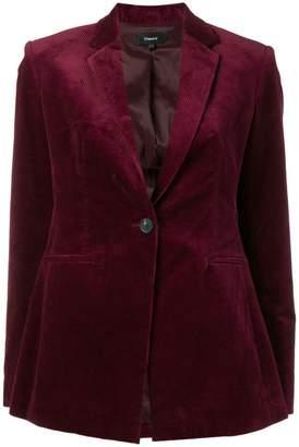 Theory classic velvet blazer