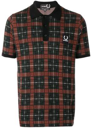 Fred Perry Jacquard Knit polo shirt
