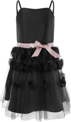 Monsoon Storm Rosalie Cascade Prom Dress