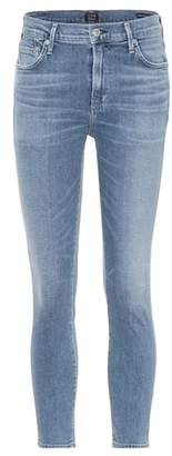 Citizens of Humanity Rocket Crop high-rise jeans