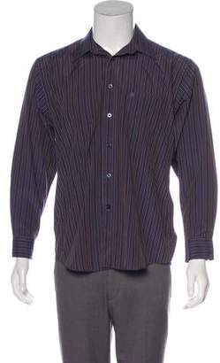 Givenchy Striped Woven Shirt
